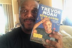 Tyler Perry wants you to read Trevor Noah's book