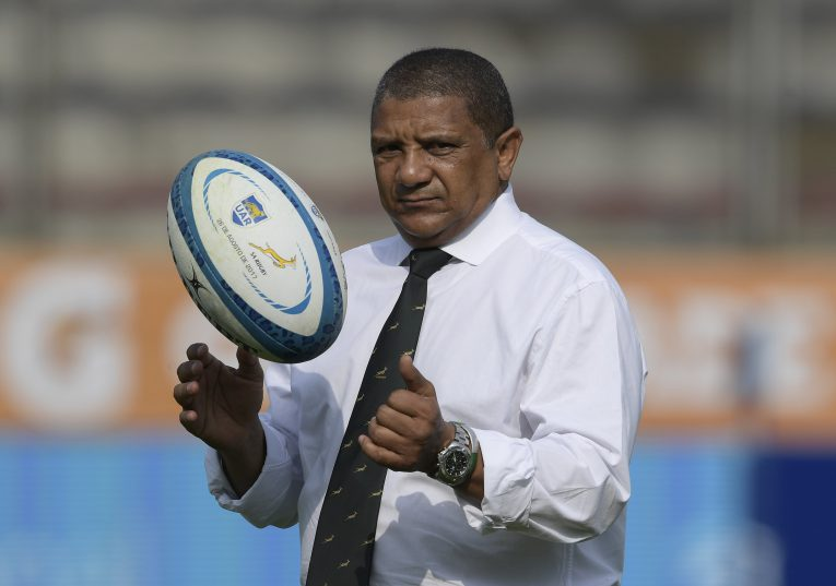 The Springboks are ready to play ball with the All Blacks, says Allister Coetzee. Photo: Juan Mabromata/AFP.