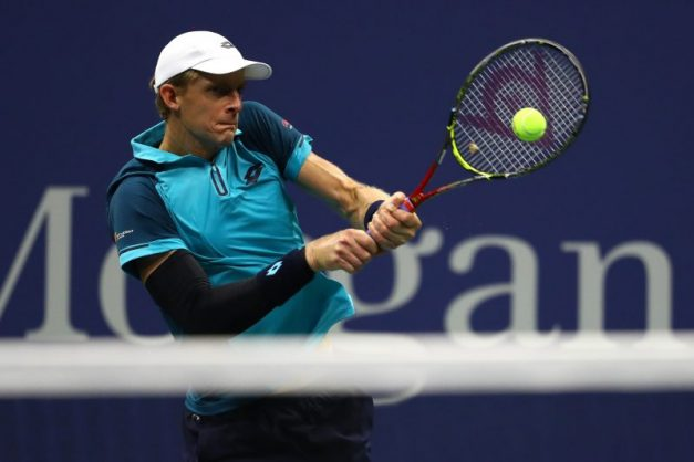 Kevin Anderson could be back in the Green-and-Gold soon. Photo: Justin Heiman/Getty Images/AFP.