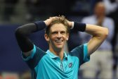 31 is the new 21 for Kevin Anderson as he continues to aim high