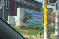 UPDATE: Kulula's billboard in Bryanston vandalised further