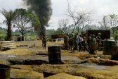 At least three killed by sea pirates in Nigeria's oil region: police