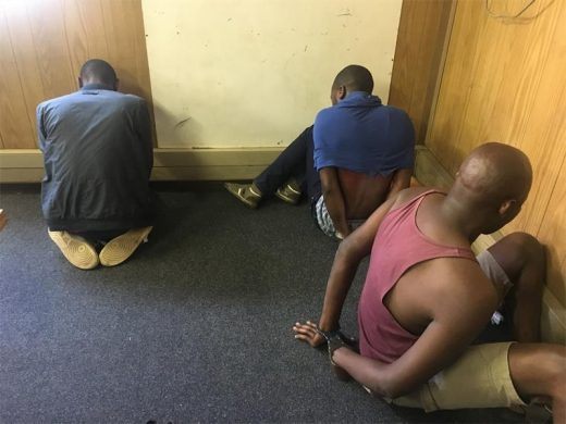 Three suspects have been arrested by the Boksburg North SAPS in connection with hijackings in the area.