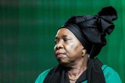 Dlamini-Zuma sworn in as MP