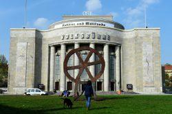 Protesters occupy legendary Berlin theatre