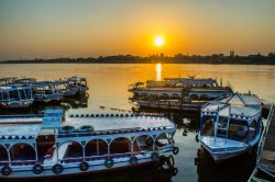 Merchants say Egypt tourism revival steady but slow