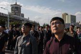 Kim's words find rapt audience in Pyongyang