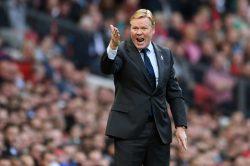 Koeman banks on Everton home comforts