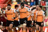 Hapless Cheetahs punished by Rassie's Munster
