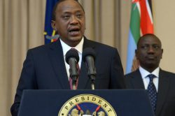 Kenya police ordered to investigate election officials
