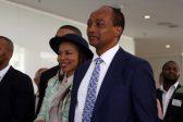Patrice Motsepe lists his Berkshire Hathaway