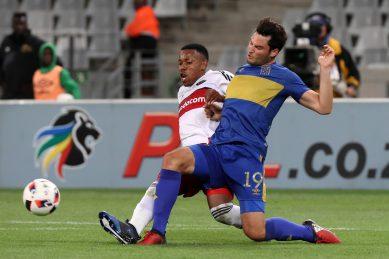 Live report: Orlando Pirates vs Cape Town City
