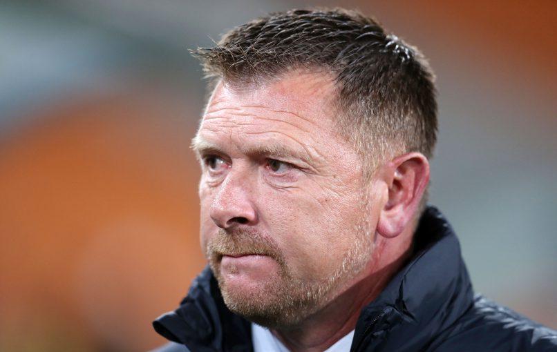 Eric Tinkler, coach of Supersport United (Muzi Ntombela/BackpagePix)