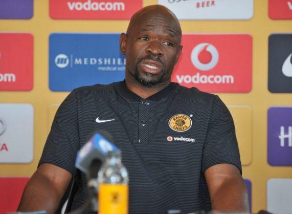 Steve Komphela, coach of Kaizer Chiefs (Aubrey Kgakatsi/BackpagePix)