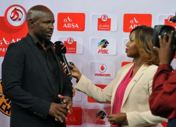 Steve Komphela, head coach of Kaizer Chiefs (Aubrey Kgakatsi/BackpagePix)