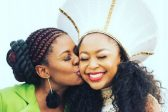 Basetsana sends touching message to Minnie on her wedding day
