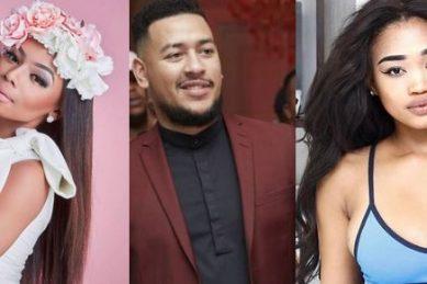 'AKA cheating on Bonang, in secret love affair with Durban beauty'