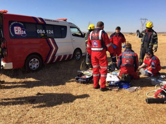One dead, two critical in Carletonville car crash