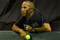 Jeff Coetzee adds a touch of class as SA tennis awakens