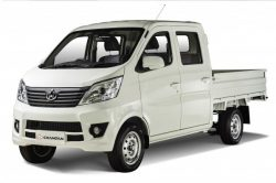 Changan's Double Cab Lux is inexpensive, not cheap!