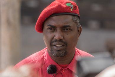 EFF's Godrich Gardee resigns as an MP