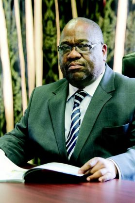 Unizulu vice-chancellor charged with corruption and maladministration