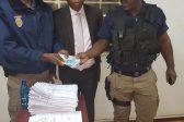 Two JMPD officers turn down R10k bribe
