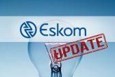 No load shedding foreseen for Sunday, Eskom says