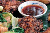 Recipe: Filipino crispy chicken with bok choy