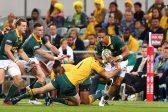 Springboks vs Australia – As it happened