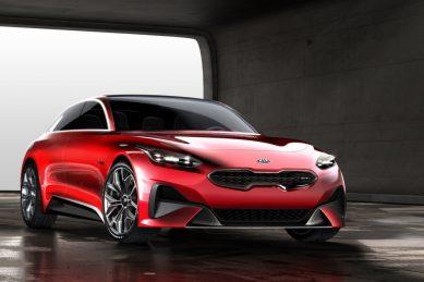 KIA debuts Proceed Concept at Frankfurt Motor Show