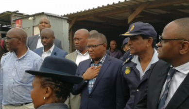 KZN bodyguards appear in court on illegal firearms charges