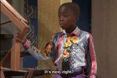 WATCH: When Muvhango's Mudi shocked Matshidiso with KK-style outfit