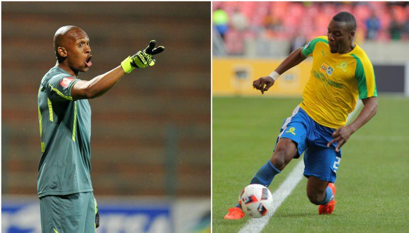 Thela Ngobeni and Siyanda Zwane want out at Mamelodi Sundowns.