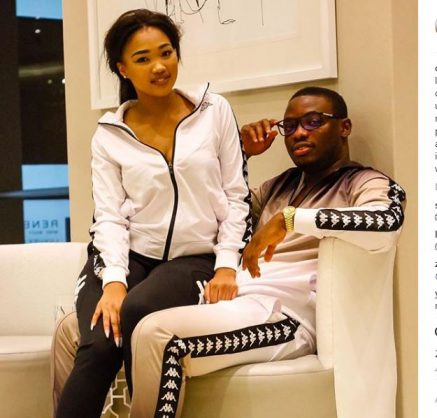 Nyaba The Woman Rapper Aka Has Denied Cheating On Bonang Matheba With Certainly Has At Least One Other Man In A Fluster