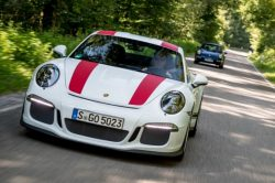 Porsche SA – looking after your classic car
