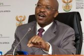Suspended home affairs DG Apleni is 'Gigaba's fall guy'