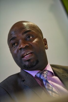 Tshwane Mayor Solly Msimanga. Picture: Jacques Nelles