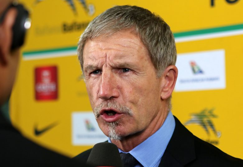 Stuart Baxter coach of South Africa (Photo by Anesh Debiky/Gallo Images)