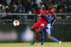 Brockie does the double as Maritzburg's cup dream ends
