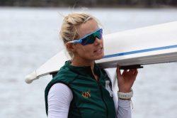 Kirsten McCann is SA's clear medal hope