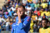 Want-away striker given cold shoulder by SuperSport