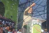 Amcu leadership under siege, but will not be intimidated, says Mathunjwa