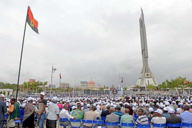 S/Africa hails ties with Angola, Zuma attends Lourenço inauguration
