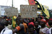 Togo clashes leave child dead