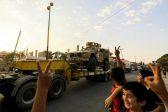 Kurdish-led force hails 'historic' Raqa victory but handover on hold