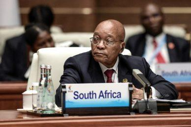 Zuma met Russians, was 'warned' before Cabinet reshuffle – report