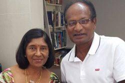 Former school principal stabbed to death