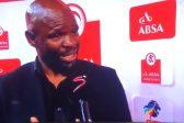 WATCH: Angry Komphela slams 'disrespectful mlungu'