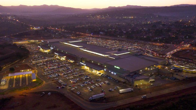 The Thavhani Mall. Picture: ANA